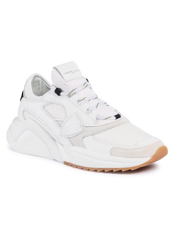 Philippe Model Laisvalaikio batai Eze EZLU WK06 Balta