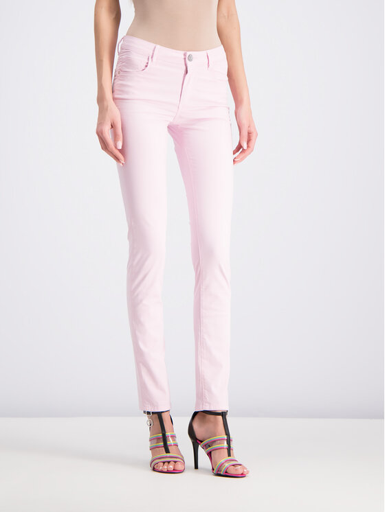 Trussardi Trussardi Jeansy Garment 56J00003 Różowy Regular Fit