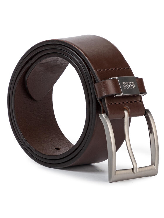 Boss Boss Cintura da uomo Connio 50224631 Marrone