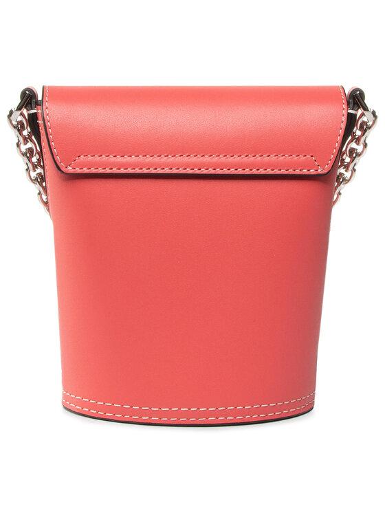 Calvin Klein Calvin Klein Torebka Lock Bucket Micro K60K606331 Różowy