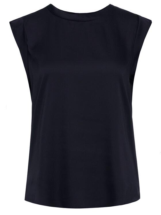 DKNY DKNY Top P9GA6BWB Blu scuro Regular Fit