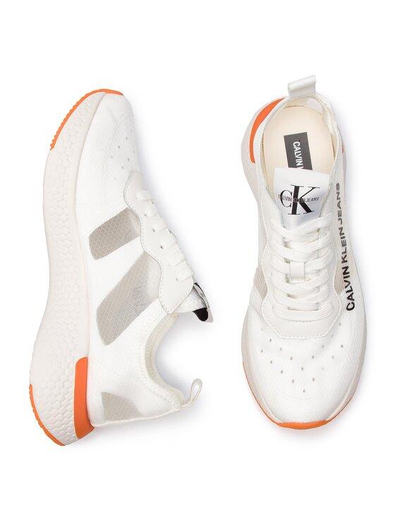 Calvin Klein Jeans Calvin Klein Jeans Sneakersy Alban S0583 Biały