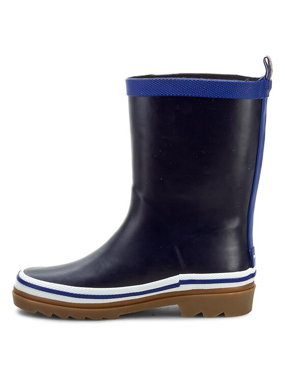 Tommy Hilfiger Tommy Hilfiger Gumicsizma Rain Boot 4 FB56817966 S Sötétkék