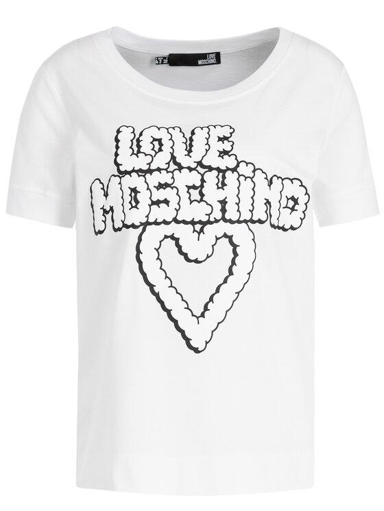 LOVE MOSCHINO LOVE MOSCHINO Tričko W4G8602M 3517 Regular Fit