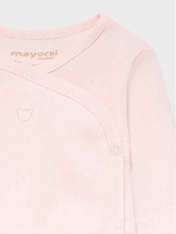Mayoral Mayoral Body dziecięce 2796 Różowy Regular Fit