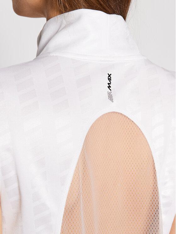 Nike Nike Haljina za svaki dan Sportswear CZ8282 Bijela Standard Fit