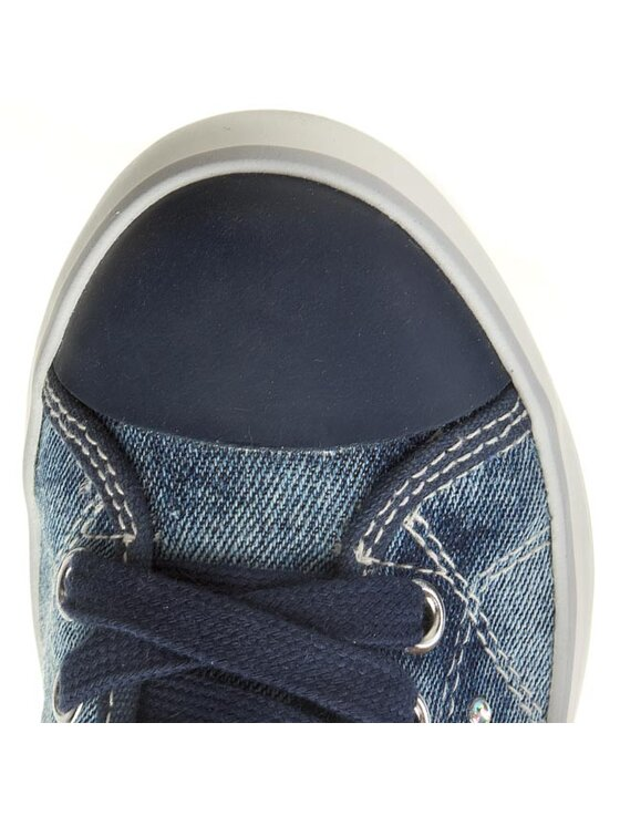 Geox Geox Κλειστά παπούτσια J Ciak G. K J5204K 00013 C4001 Μπλε