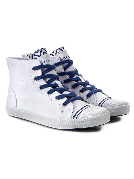 Tommy Hilfiger Tommy Hilfiger Sneakers Slater 5D FG56819043 Blanc