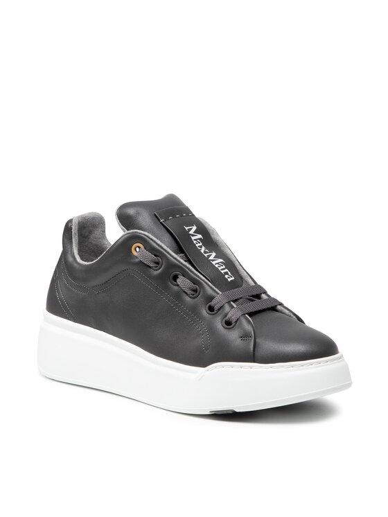 Max Mara Laisvalaikio batai Maxiv 476609176 Pilka