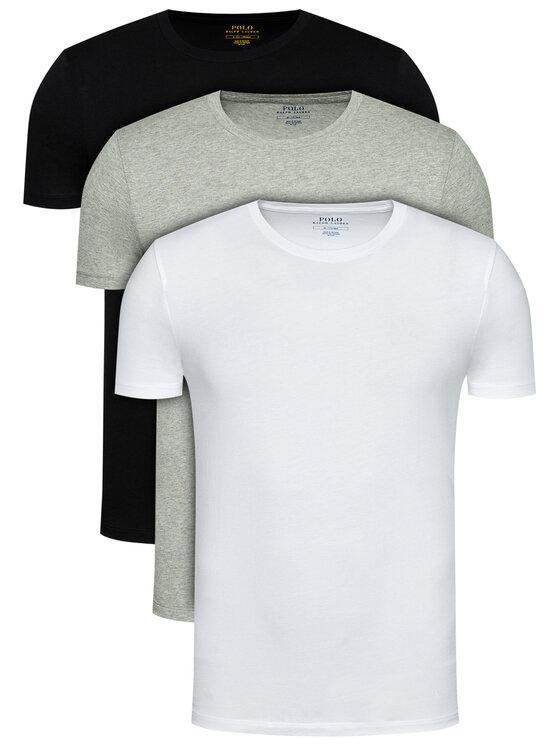 Polo Ralph Lauren 3 marškinėlių komplektas 714830304002 Spalvota Regular Fit
