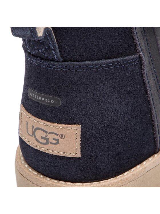 Ugg Ugg Scarpe M Classic Mini Waterproof 1018453 Blu scuro