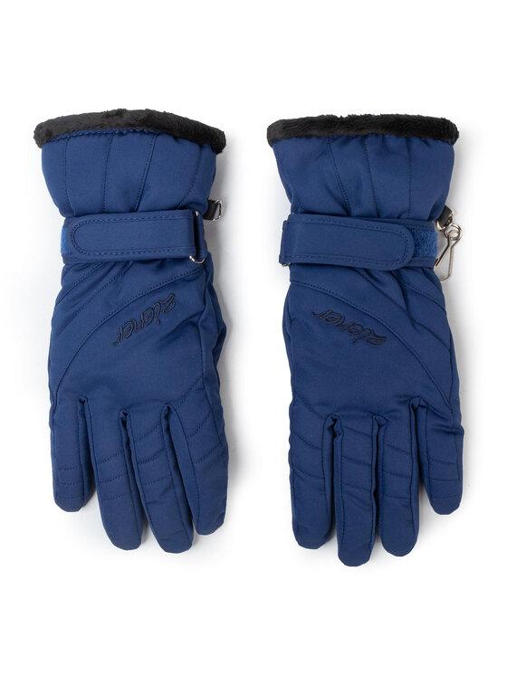 Ziener Slidinėjimo pirštinės Kileni Pr Lady Glove 801154 Tamsiai mėlyna