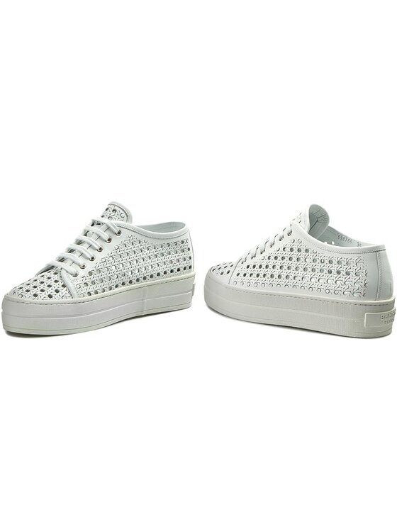 Baldinini Baldinini Sneakersy 698765XBULG90 Biały