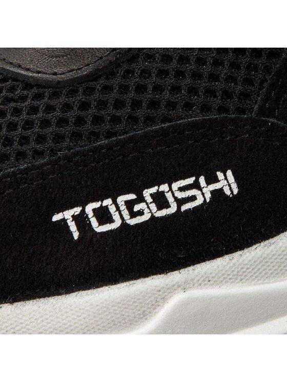 Togoshi Togoshi Сникърси TG-03-01-000018 Черен