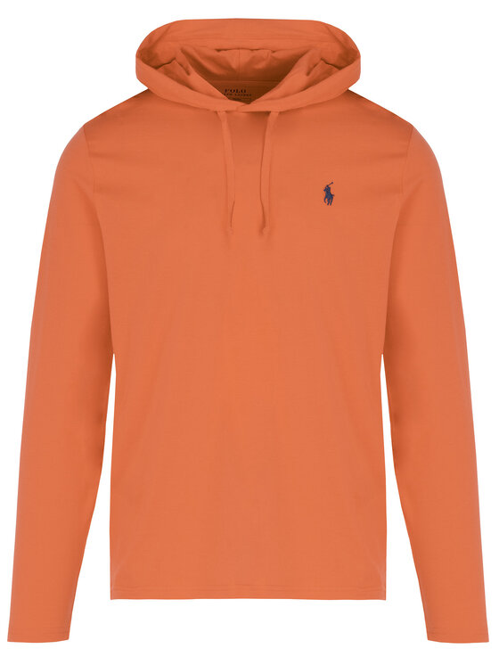 Polo Ralph Lauren Polo Ralph Lauren Mikina Classics 710721660029 Oranžová Regular Fit