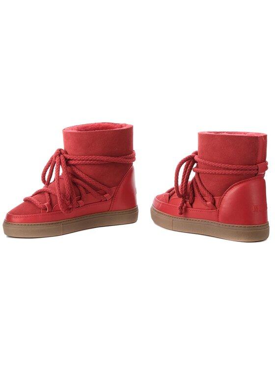 Inuikii Inuikii Обувки Sneaker Classic 70202-5 Червен