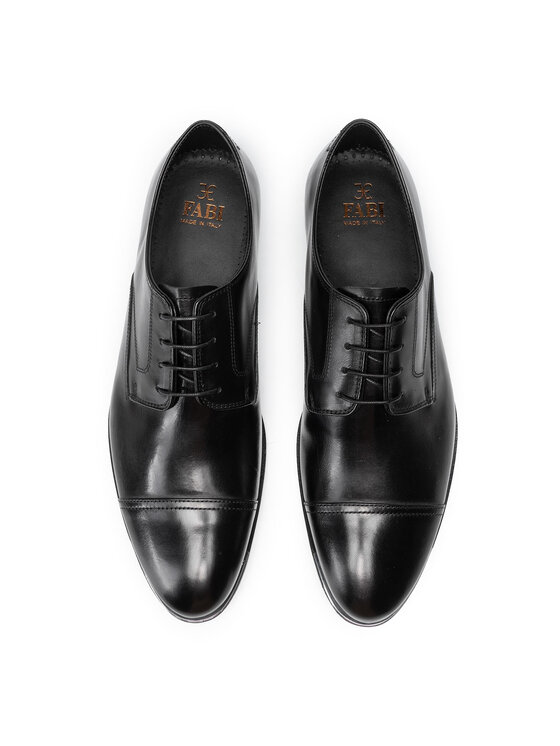 Fabi Fabi Κλειστά παπούτσια FU9668A Μαύρο