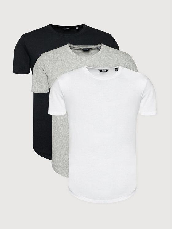 Only & Sons 3 marškinėlių komplektas Matt 22013782 Spalvota Regular Fit