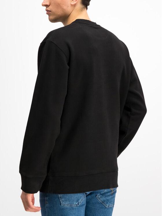 Napapijri Napapijri Μπλούζα Buena N0YHUB Μαύρο Loose Fit