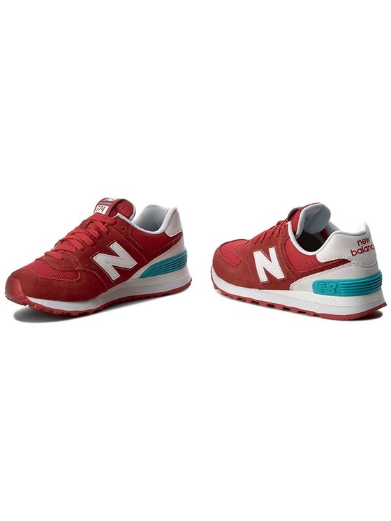 New Balance New Balance Sneakers WL574CNC Rosso