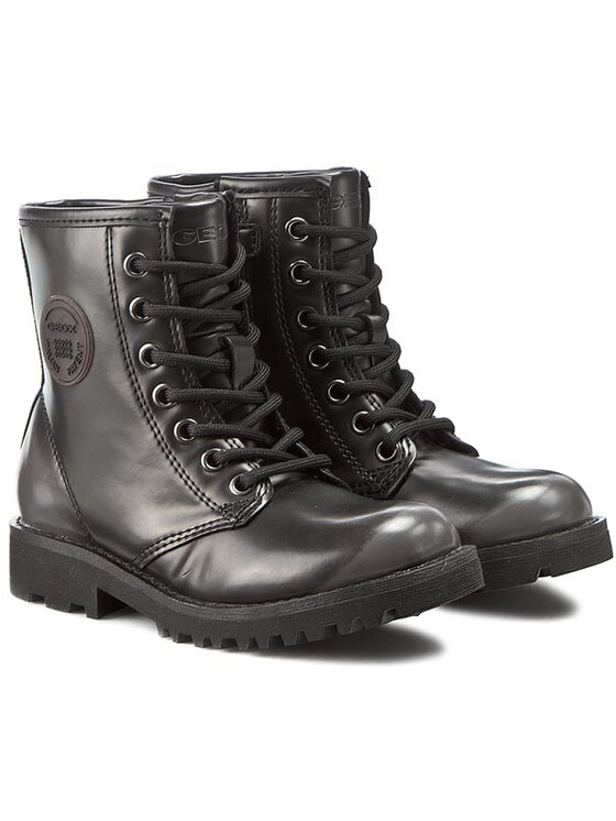Geox Geox Outdoorová obuv J Axel B. D J5486D 000BC C0017