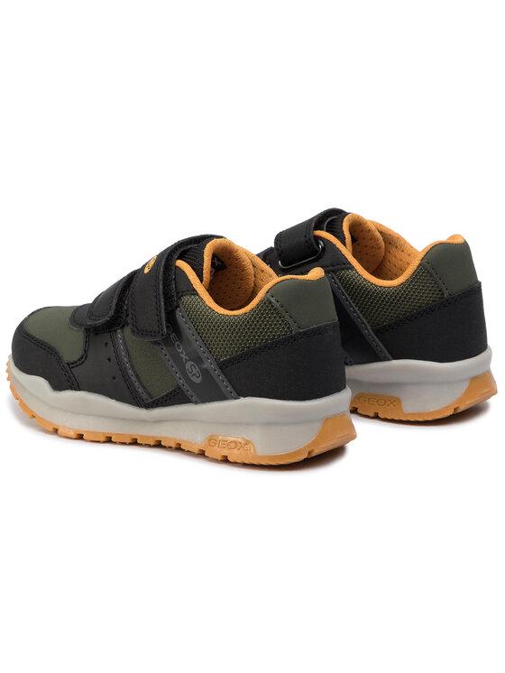 Geox Geox Sneakers J Coridan B. A J925DA 0CEFU C0099 M Grün