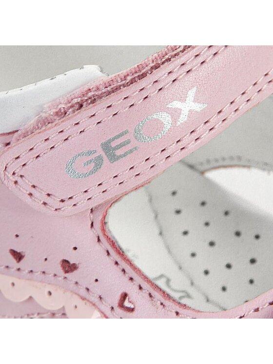 Geox Geox Sandály B Sand. Nicely A B5238A 00044 C8004 Růžová