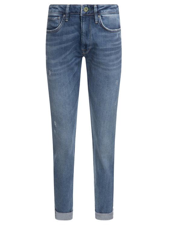 Pepe Jeans Pepe Jeans Jean boyfriend Brigde PL203610WF5 Bleu Taper Fit