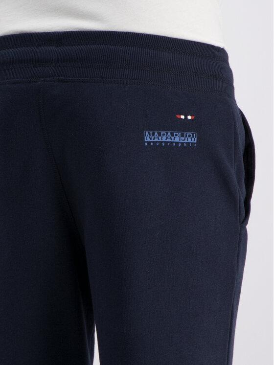 Napapijri Napapijri Pantaloni trening Sweatpants Monthe N0YIIS Bleumarin Regular Fit