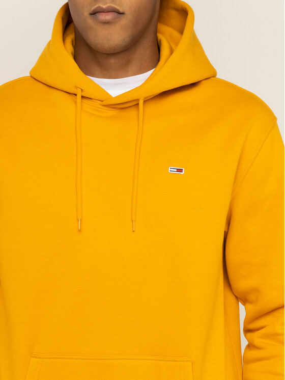 Tommy Jeans Tommy Jeans Bluză Tjm Tommy Classics DM0DM07199 Galben Relaxed Fit