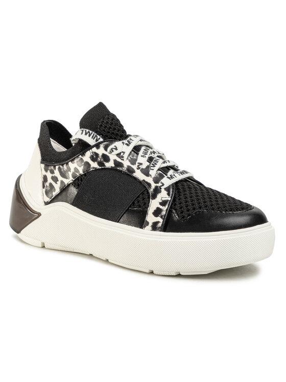 My Twin Laisvalaikio batai Sneaker 201MCP132 Juoda