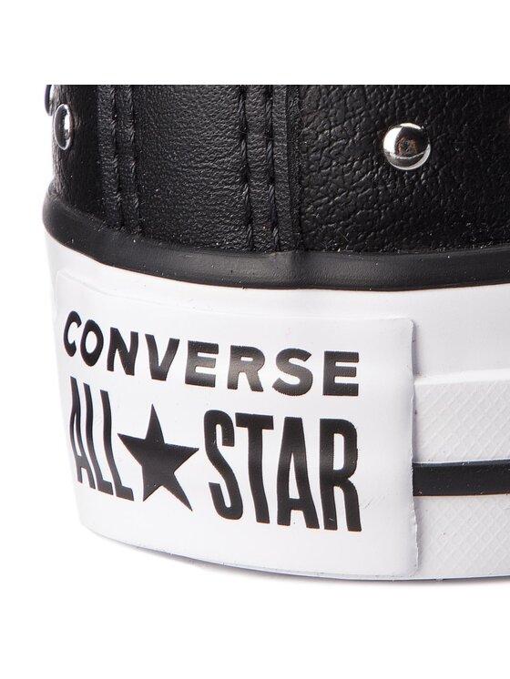 Converse Converse Sportbačiai Ctas Ox 561685C Juoda