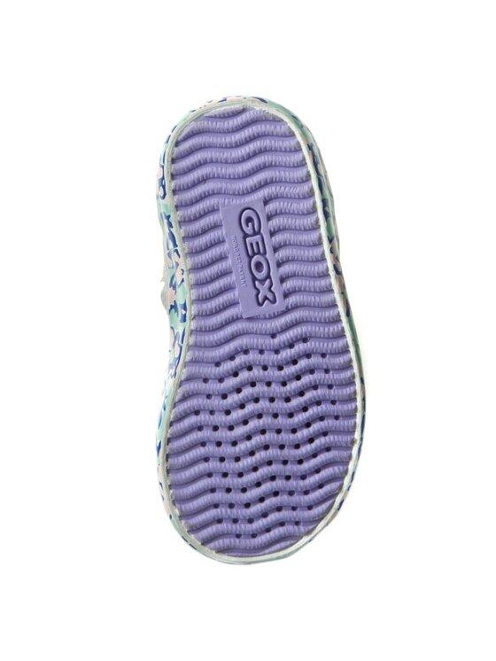 Geox Geox Μποτίνια B Kiwi G. E B62D5E 01085 C0761 Λευκό