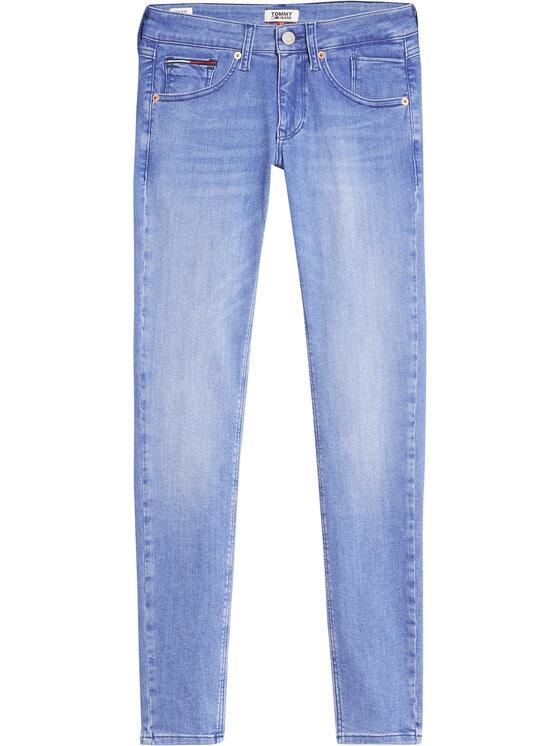 Tommy Jeans Tommy Jeans ΤζινSkinny Fit Scarlett Ankle DW0DW08171 Μπλε Skinny Fit