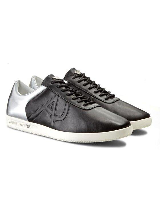 Armani Jeans Armani Jeans Sneakers A6538 99 12 Nero