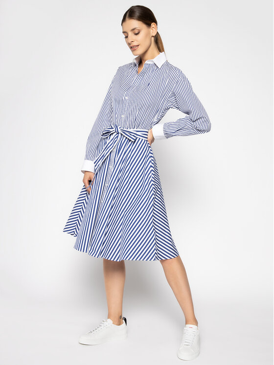 Polo Ralph Lauren Polo Ralph Lauren Košeľové šaty 211784850 Farebná Regular Fit