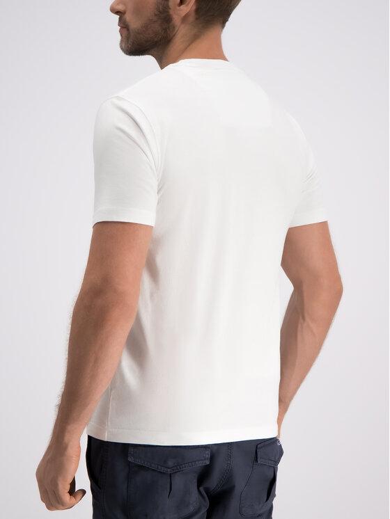 Aeronautica Militare Aeronautica Militare T-shirt 191TS1580J372 Bianco Regular Fit