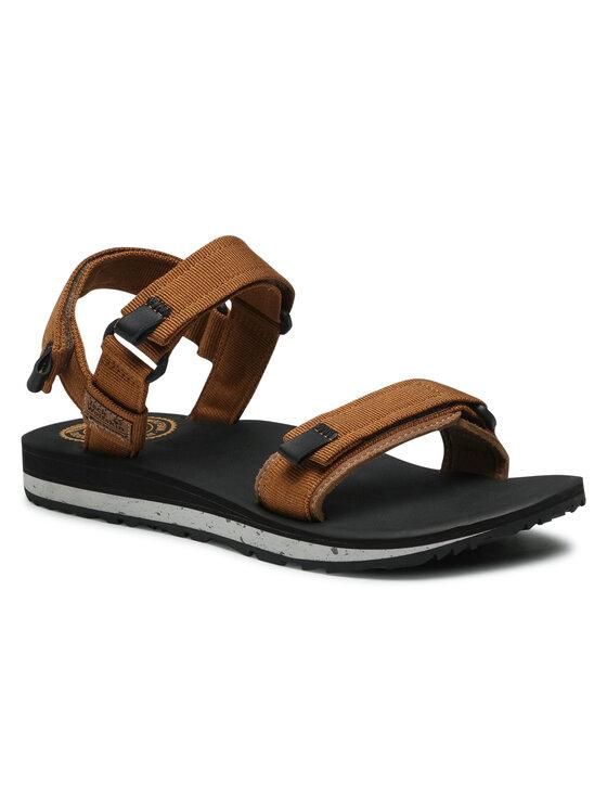 Jack Wolfskin Basutės Outfresh Sandal M 4039441 Ruda