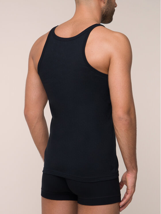 Emporio Armani Underwear Emporio Armani Underwear Komplektas: tank top marškinėliai (2 vnt.) 111612 CC722 07320 Juoda Regular Fit
