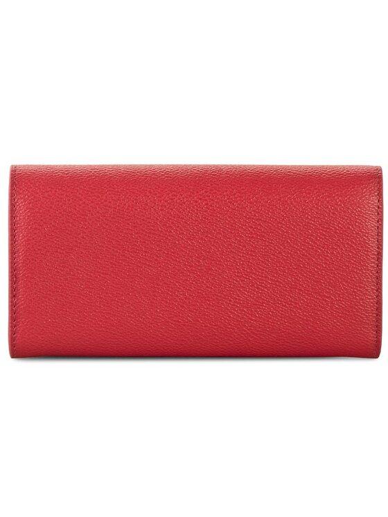 Calvin Klein Jeans Calvin Klein Jeans Nagy női pénztárca Melissa Large Trifold K60K601181 Piros