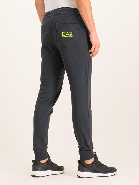 EA7 Emporio Armani EA7 Emporio Armani Teplákové kalhoty 8NPPC3 PJ05Z 1581 Tmavomodrá Slim Fit