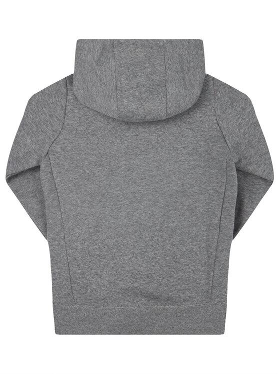 Nike Nike Bluza Sportswear BV2717 Szary Regular Fit