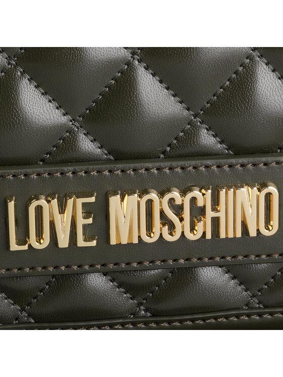 LOVE MOSCHINO LOVE MOSCHINO Torebka JC4000PP18LA0850 Zielony