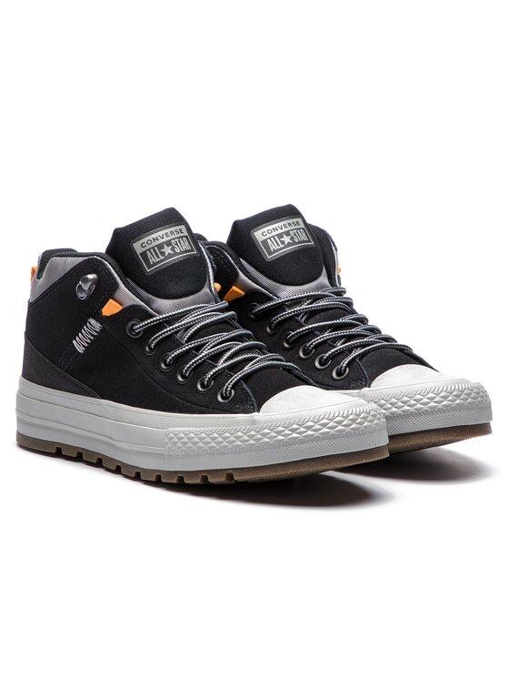 Converse Converse Trampki Ctas Street Boot Hi 162360C Czarny