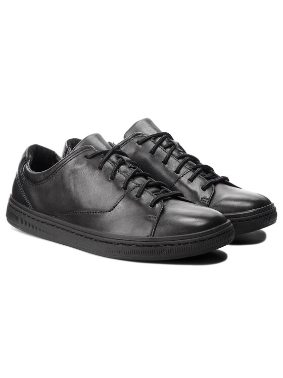 Clarks Clarks Sneakersy Norsen Lace 261278307 Čierna