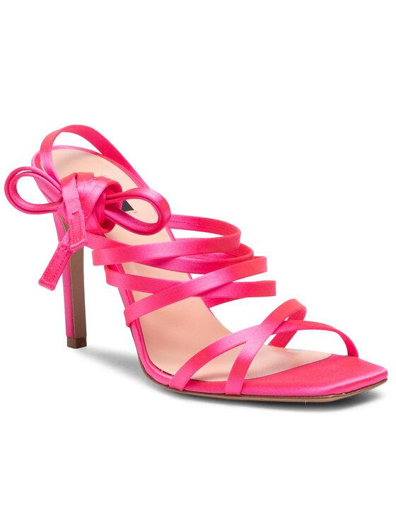 Pinko Basutės Clematis 1 Sandalo. PE 21 BLKS1 1H20UE Y72D Rožinė