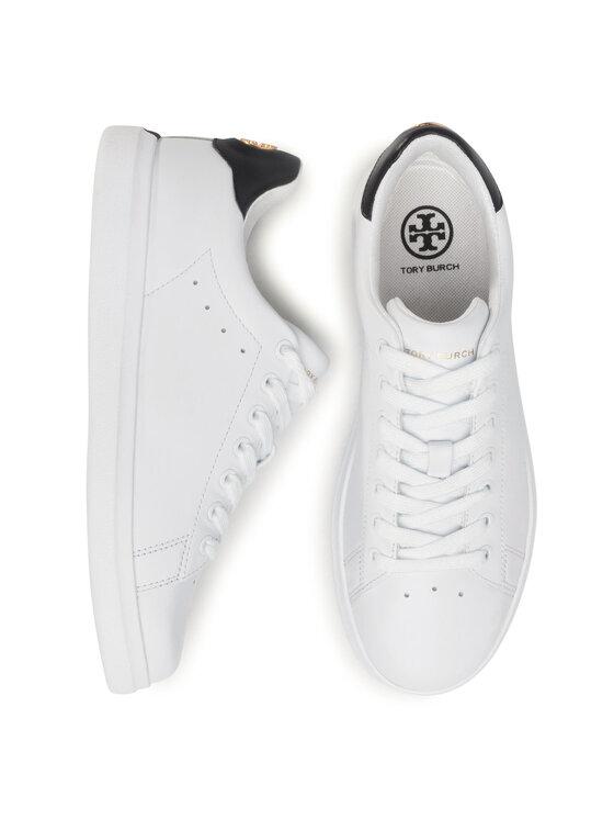 Tory Burch Tory Burch Sneakersy Howell Court 73057 Biela
