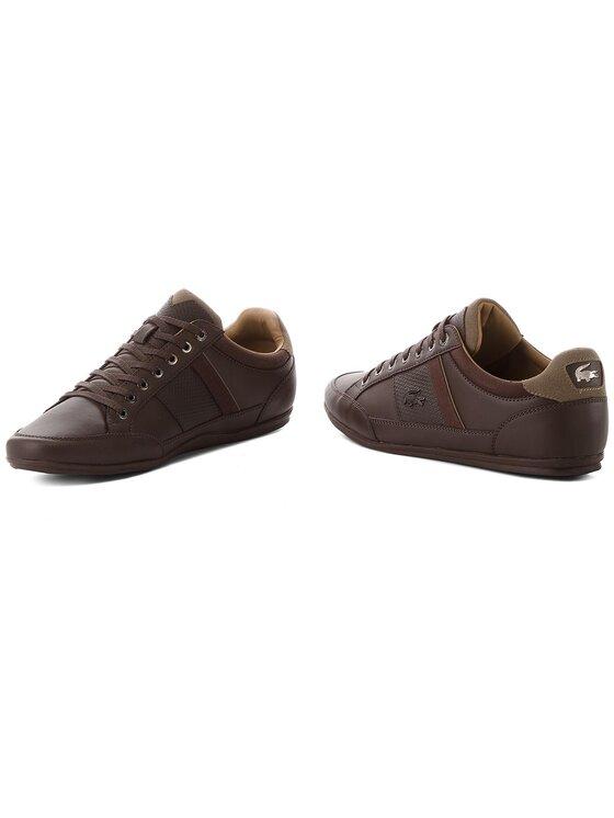Lacoste Lacoste Sneakers Chaymon 118 1 Cam 7-35CAM00112E2 Marron