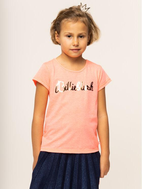 Billieblush Marškinėliai U15P02 Rožinė Regular Fit
