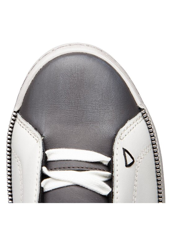 Guess Guess Sneakers FMMID4 LEA12 Weiß